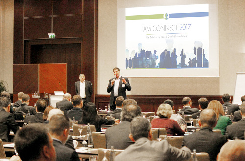 IAM CONNECT 2017 Plenum